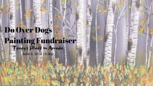 Canvas Painting Fundraiser @ Tracy's Place